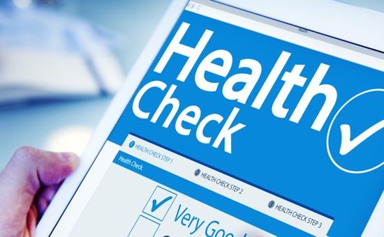 FREE Website Health Check